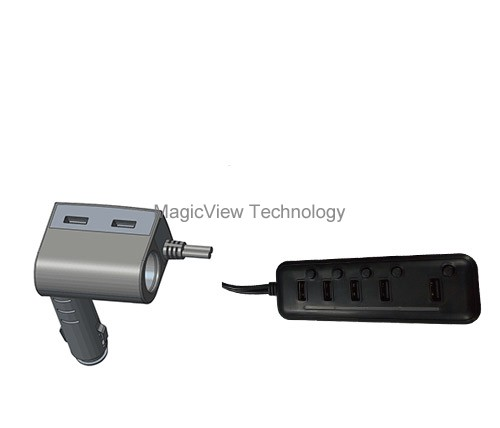 DPA wire type charger kit
